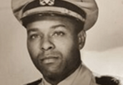 Exhibit showcases first African-American Officer to Serve on the Wisconsin