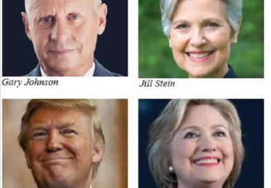 The 'usual' and the 'unusual' suspects  running for President