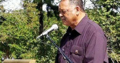 Rev. Jesse Jackson Encourages 'Healing and Rebuilding' at Hampton University