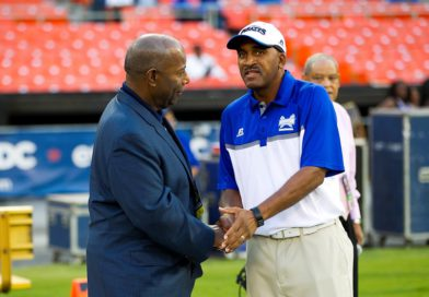Hampton Football Coach Connell Maynor Resigns