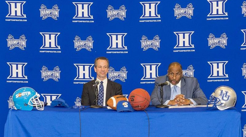 Hampton University Joins Big South Conference in 2018