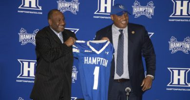 Robert Prunty Named New Head Football Coach at Hampton University