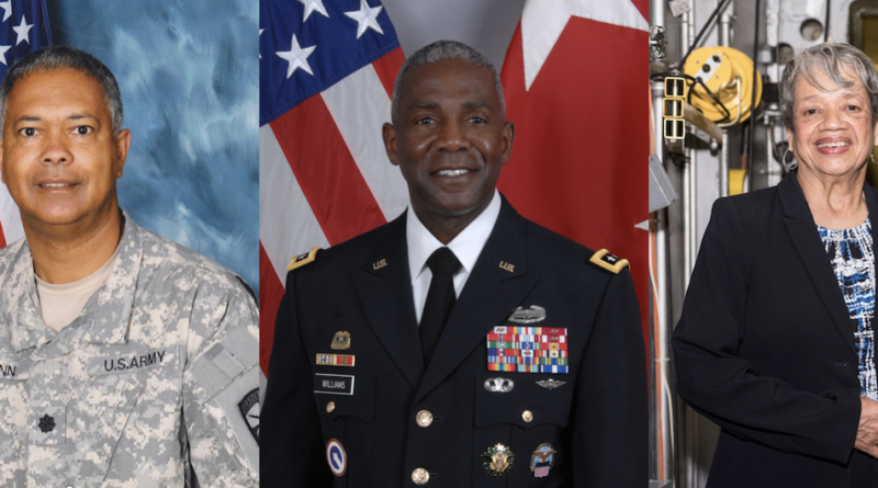 HU Alum Lt. Gen. Darrell K. Williams  to give Founder's Day Address