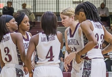 LADY PANTHERS RANKED #1 IN NCAA ATLANTIC REGION