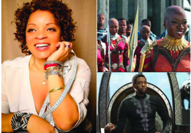 Hampton University Alumna's Costume Design Project 'Black Panther' Breaks Box Office Records