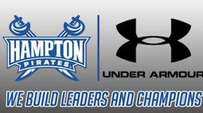 Hampton Athletics Signs Partnership With Under Armour