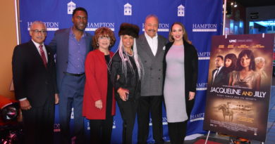 Screening of 'Jacqueline and Jilly,' Filmed on Hampton University's campus, a Success