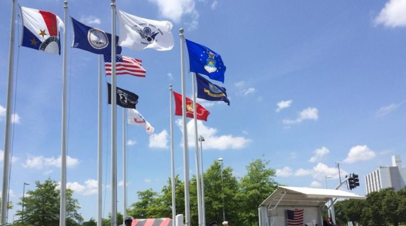 Tidewater 2019 Veterans Memorial Day Ceremony