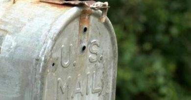 5-hour sentence for carrier who kept 5,000 pieces of mail