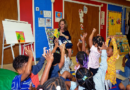 First Lady Pamela Northam Visits Hampton University Child Development Center as part of her Second Annual Back to School Tour