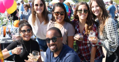 The 32nd Annual Fall Town Point Virginia Wine Festival Returns to Downtown Norfolk Waterfront