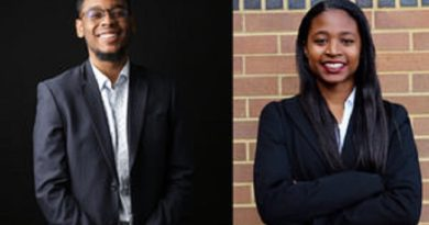 Two Hampton University Students Named as ESPN's The Undefeated Rhoden Fellows