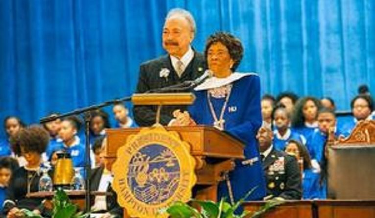 The Hampton University Family Mourns the Loss of Alumna Dr. Mary T. Christian