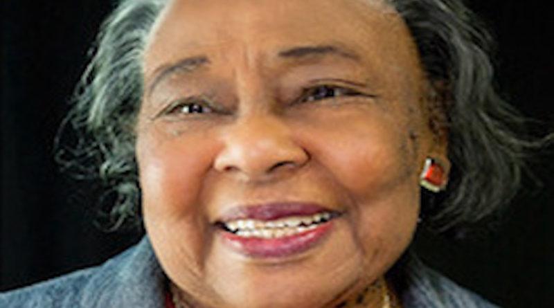 Geraldine Abbott Sessoms Dies at 89