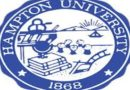 Message from Hampton University President Regarding the Coronavirus COVID 19 Mar. 25, 2020