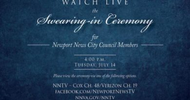 Swearing-in Ceremony News City Council