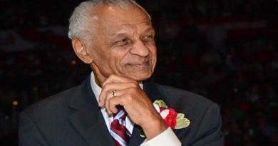 """Statement From The Atlanta Hawks On The Passing of Dr. Cordy Tindell """"C.T."""" Vivian"""