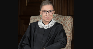 Pioneering Cultural Icon Justice Ruth Bader Ginsburg Dies at 87