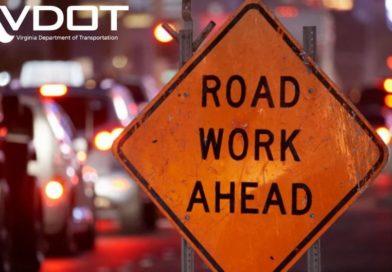 Lane Closures and Road Work in Hampton Roads