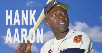 The Last Home Run of 'Hammerin Hank'