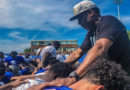 Actor Lamman Rucker Delivers Motivational Message to the Hampton University Football Team