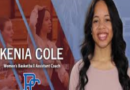 KENIA COLE JOINS LADY PIRATE BASKETBALL STAFF