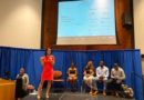 Disney Visits Hampton University to Network with Students and Speak about Internships