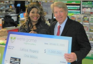 Portsmouth nurse wins $1 million in Virginia's New Year's Millionaire Raffle