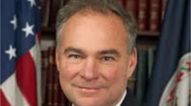 TUESDAY IN NEWPORT NEWS: KAINE TO PARTICIPATE IN WALKING TOUR OF HUD GRANT RECIPIENT