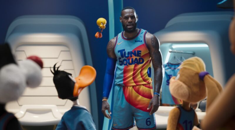 Space Jam sequel slightly more underwhelming than the first