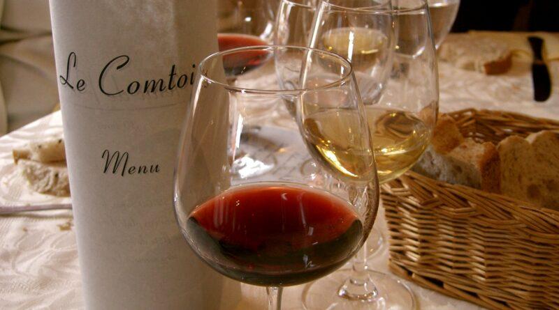 Rising Sales in Virginia's Wine Industry Toasted